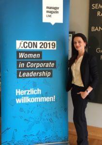 fCON2019 Women in Corporate Leaderschip – Mein Feedback