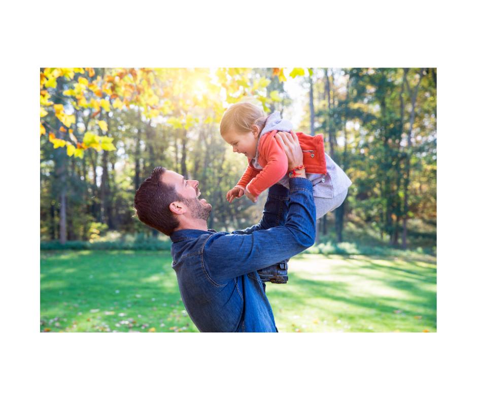 Eine Vater-Tochter Beziehung ist einzigartig